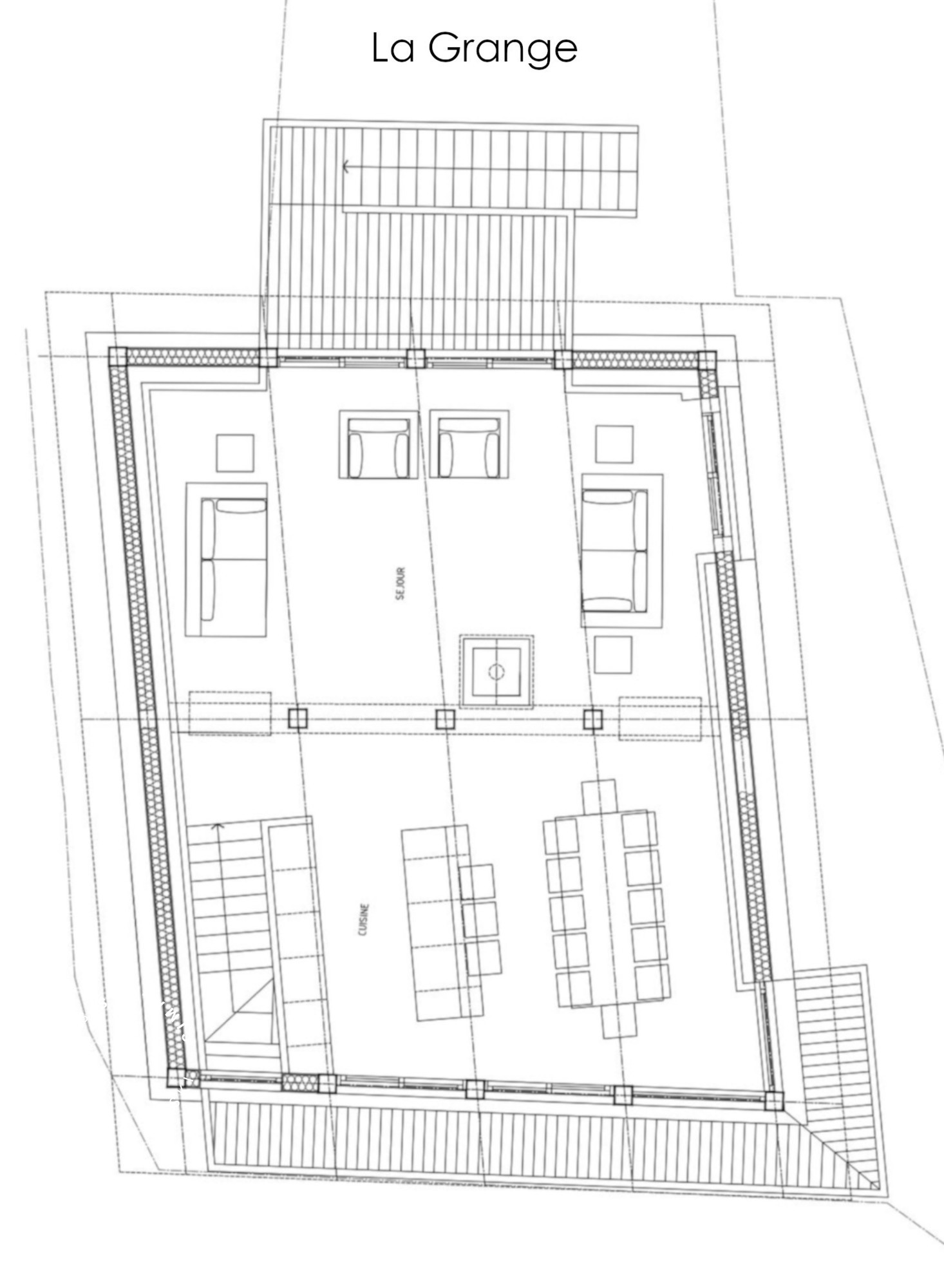 Chalet La Grange 1855 St-Martin-de-Belleville Floor Plan 3