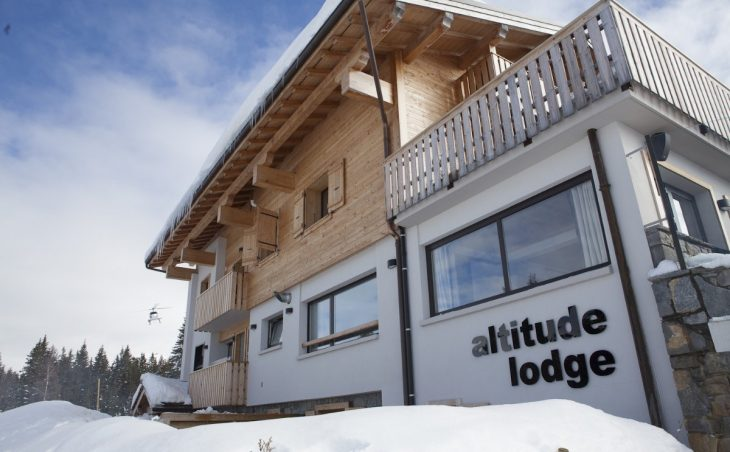 Altitude Lodge - 1