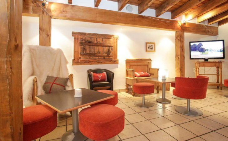 Apart'hotel Le Chalet Alpina - 4