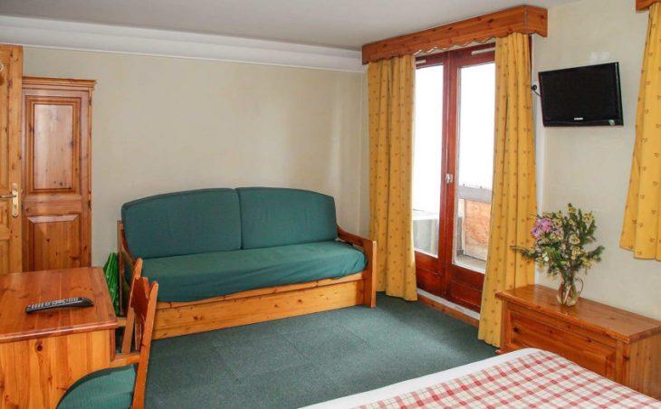 Apart'hotel Le Chalet Alpina - 8