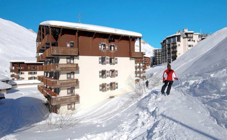 Apart'hotel Le Chalet Alpina - 3