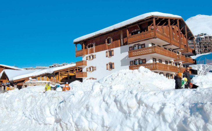 Apart'hotel Le Chalet Alpina - 2
