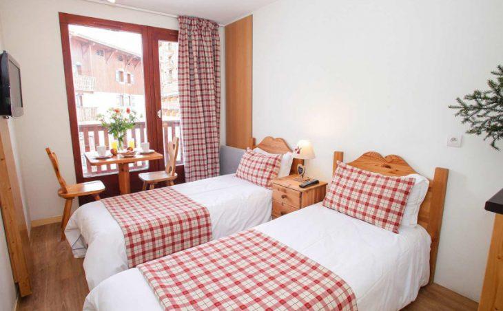 Apart'hotel Le Chalet Alpina - 14