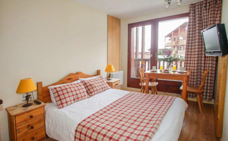 Apart'hotel Le Chalet Alpina - 10