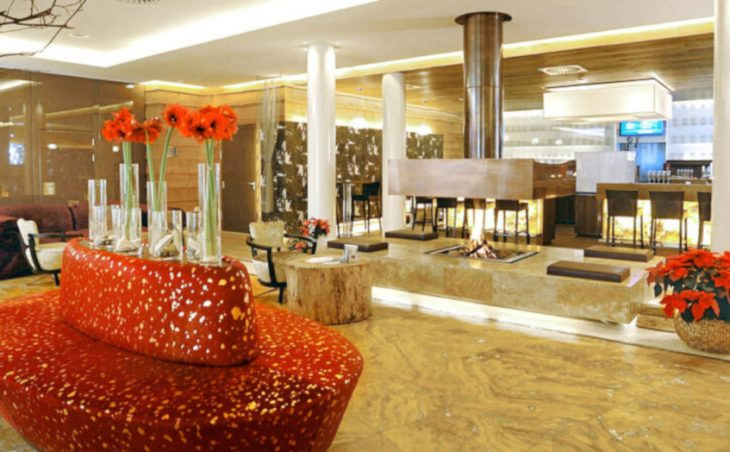 Hotel Alpine Palace - 12