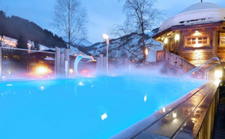 Hotel Alpine Palace - 11