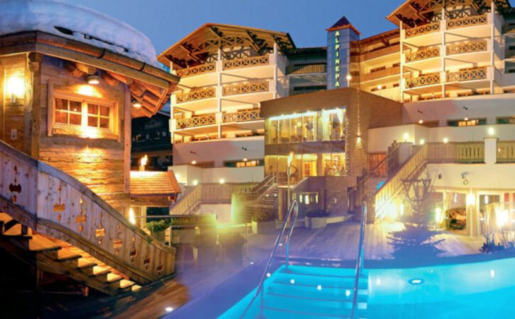 Hotel Alpine Palace,hinterglemm,austria.external
