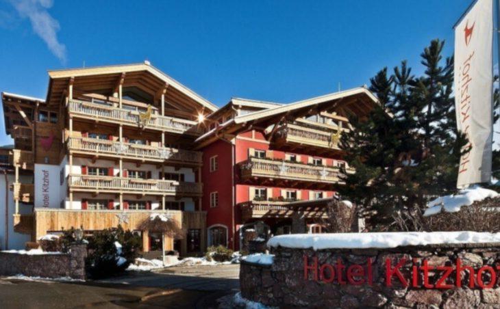 Hotel Kitzhof,Kitzbuhel,austria.external