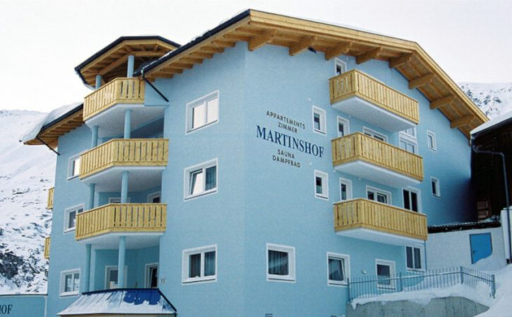 Pension Martinshof,obergurgl.external