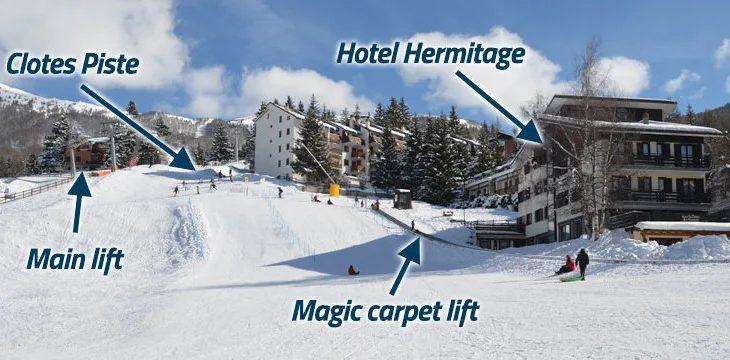 Hotel Hermitage - 1