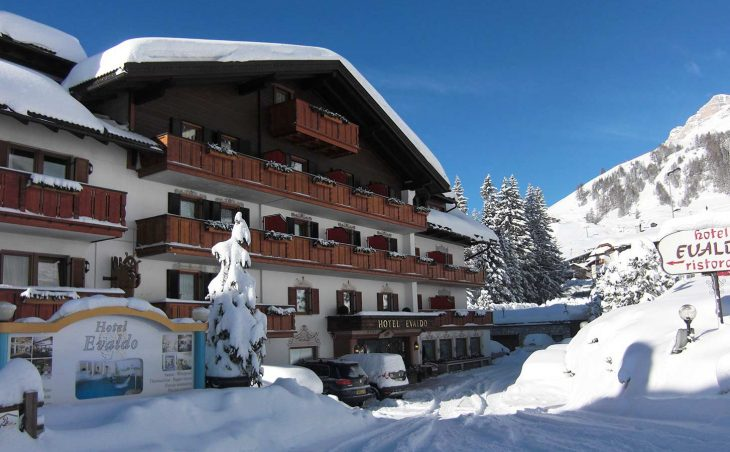 Hotel Evaldo - 1