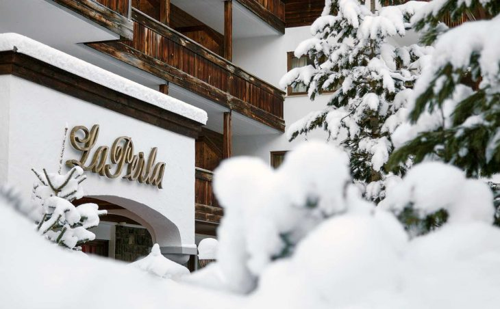 Hotel La Perla - 2