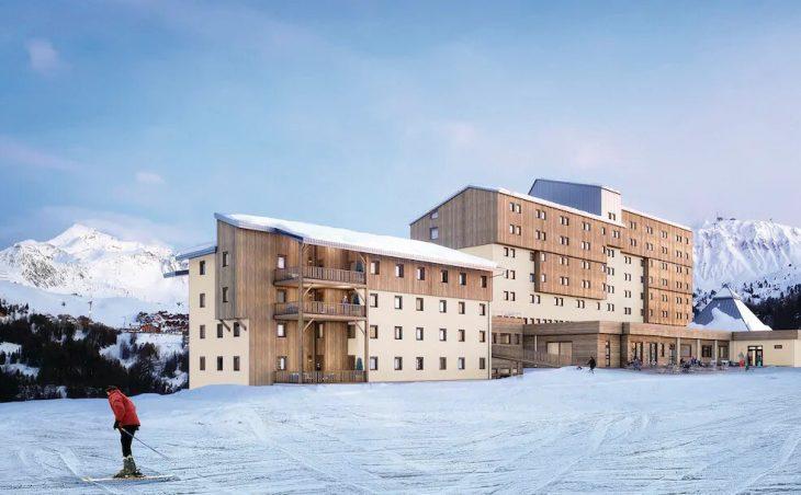 Hotel Plagne 2000 - 1