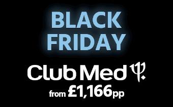 Club Med Black Friday