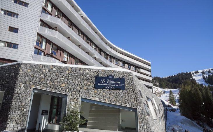Le Centaure Ski Apartment - 1