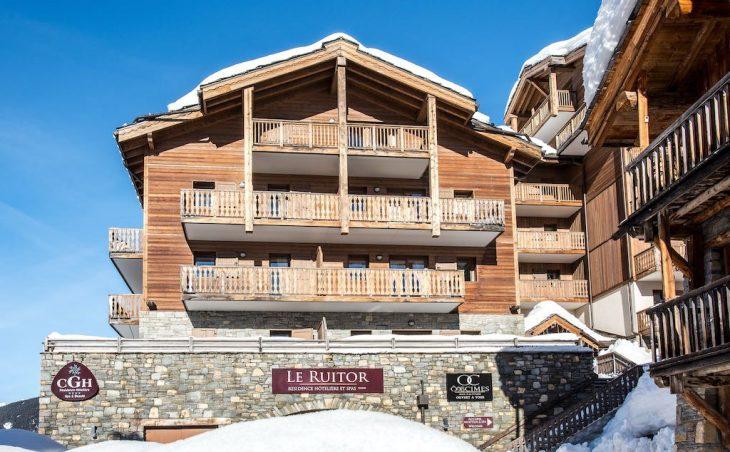 Le Ruitor Ski Residence - 1
