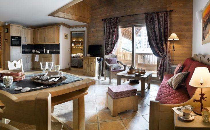 Les Clarines Ski Apartment - 9