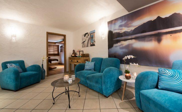 Les Clarines Ski Apartment - 12