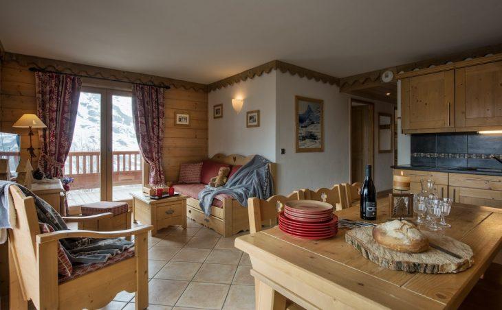 Les Clarines Ski Apartment - 3