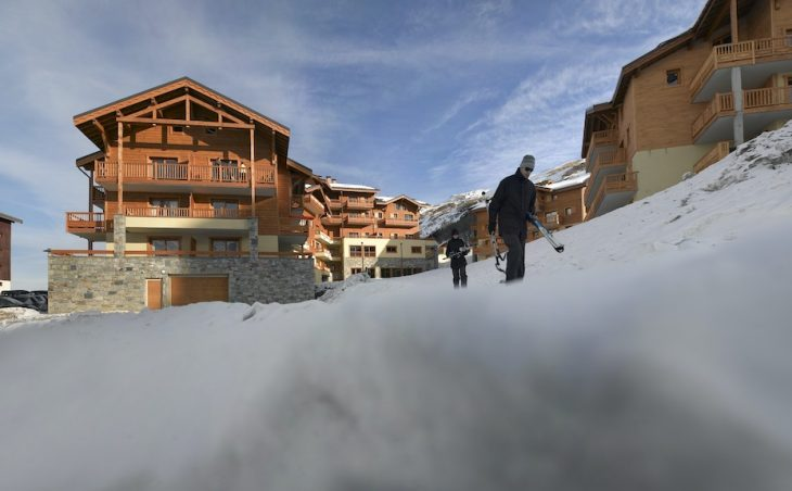 Les Clarines Ski Apartment - 1