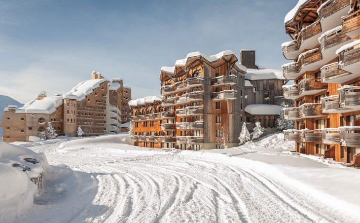 Saskia Falaise Ski Residence - 1