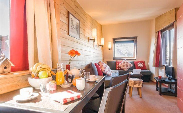 Saskia Falaise Ski Residence - 4