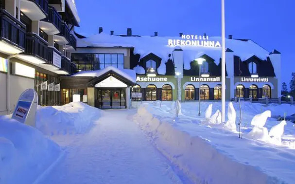 Hotel Riekonlinna - 1