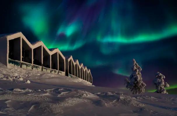 Santa's Star Arctic Hotel - 1