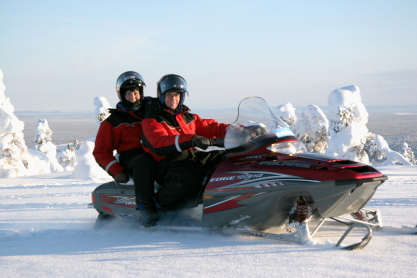 Adult Snowmobile