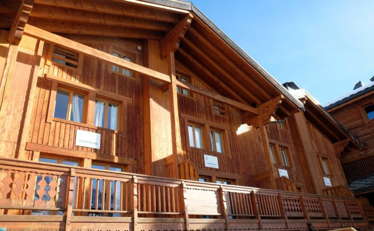 Chalet Hayley (Contactless Chalet Catering) - 1