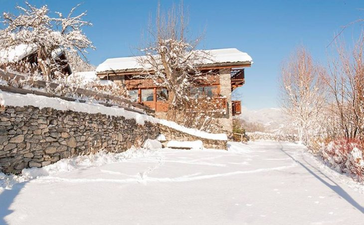 Chalet India - 1