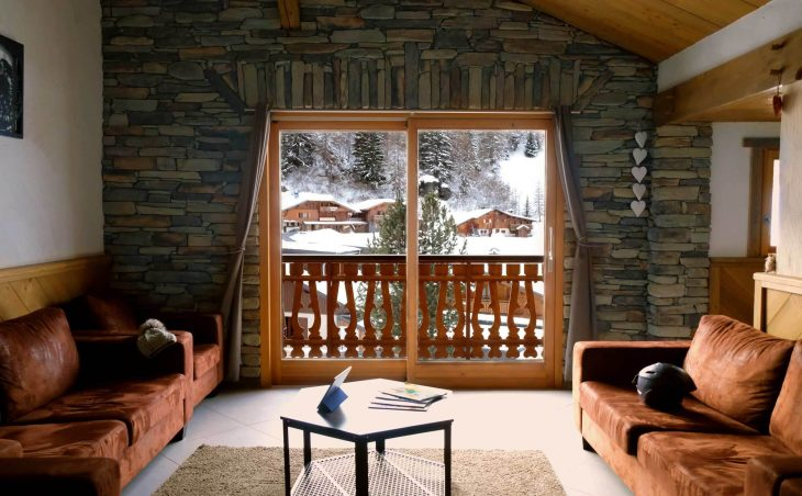 Chalet Les Cimes Blanches (Contactless Chalet Catering) - 10