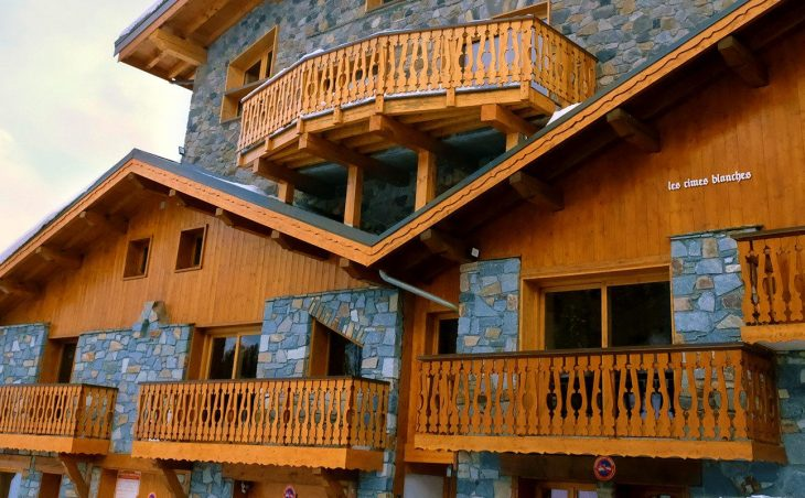 Chalet Les Cimes Blanches (Contactless Chalet Catering) - 3