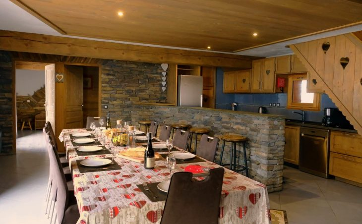 Chalet Les Cimes Blanches (Contactless Chalet Catering) - 5