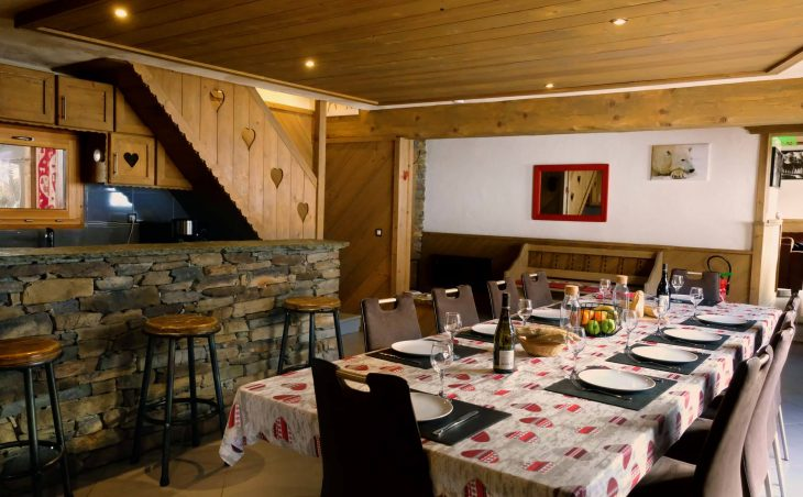 Chalet Les Cimes Blanches (Contactless Chalet Catering) - 7