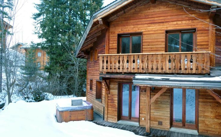 Chalet Morgane (Contactless Chalet Catering) - 1