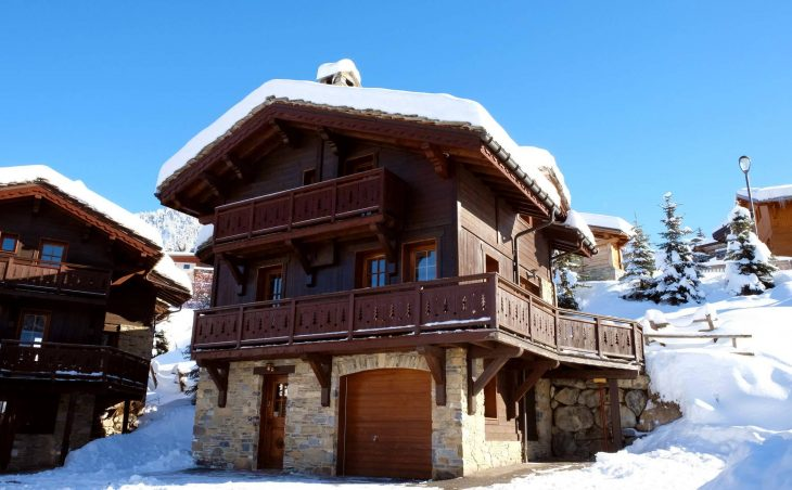 Chalet Ours des Neiges (Contactless Chalet Catering) - 2