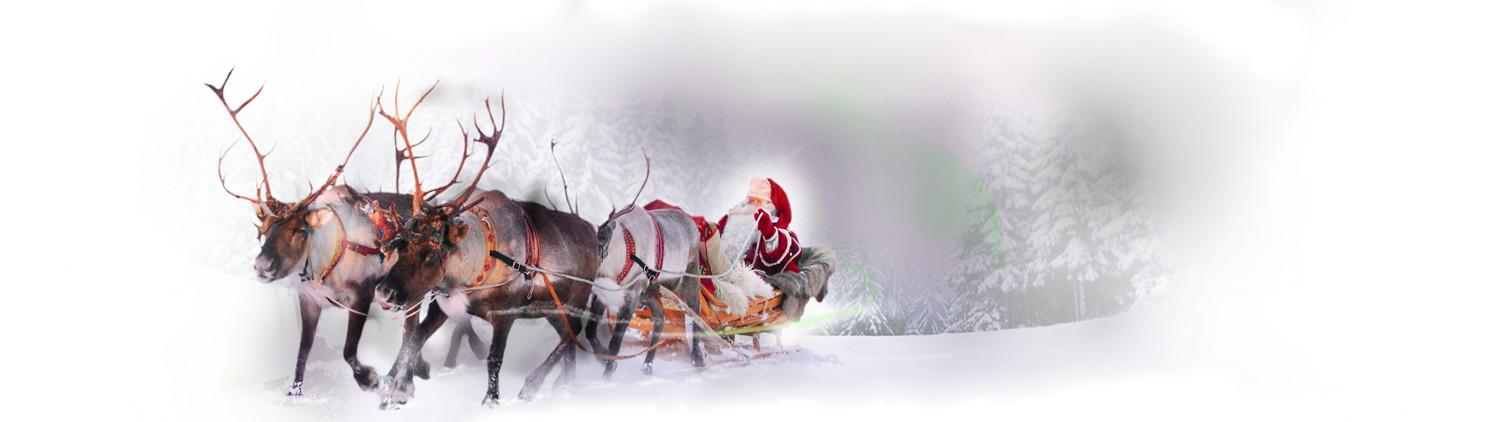 Lapland Holidays & Santa Trips