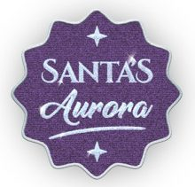 Santa's Aurora Logo