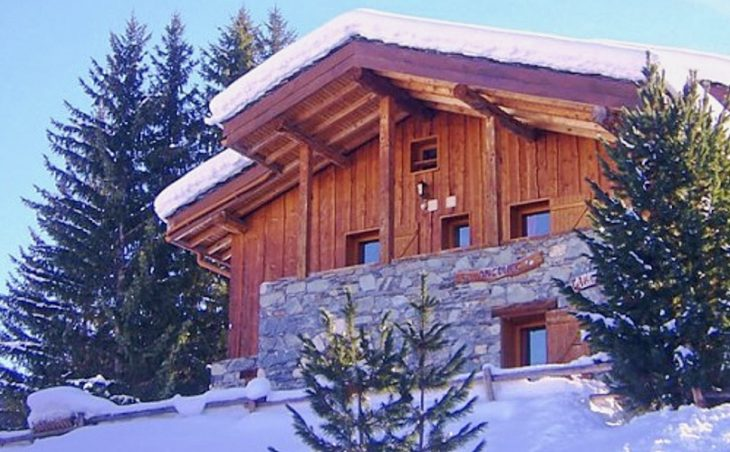 Chalet Ancolies - 1