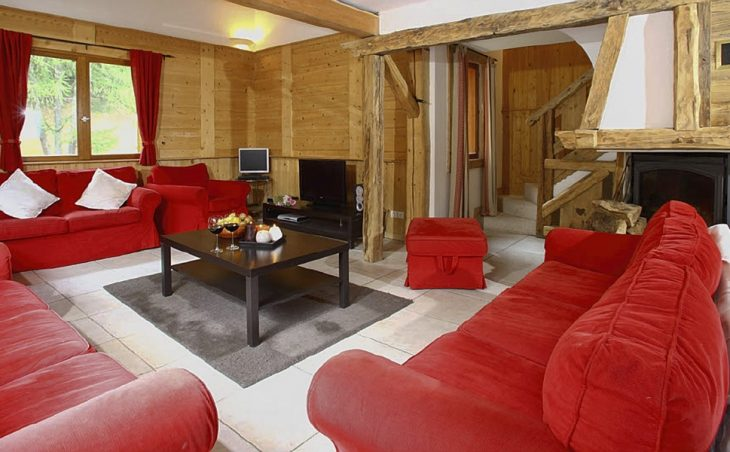 Chalet Ancolies - 3