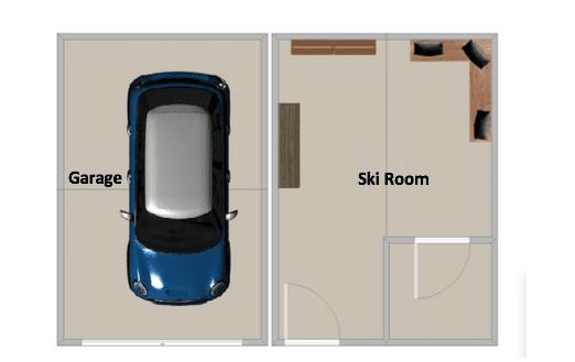Chalet Herisson La Tania Floor Plan 3