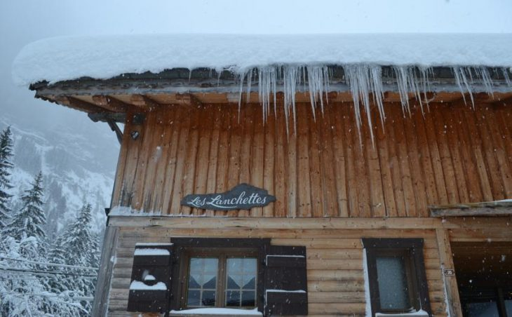 Chalet Les Lanchettes (Self-Catered) - 1