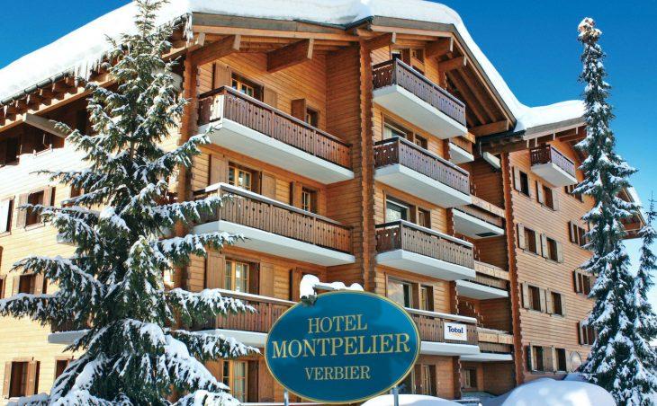 Hotel Montpelier - 1