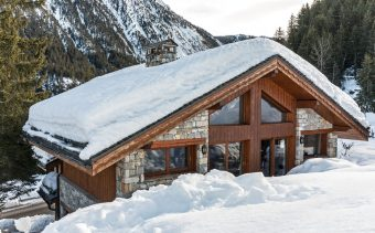 Where Have All The Ski Chalets Gone?