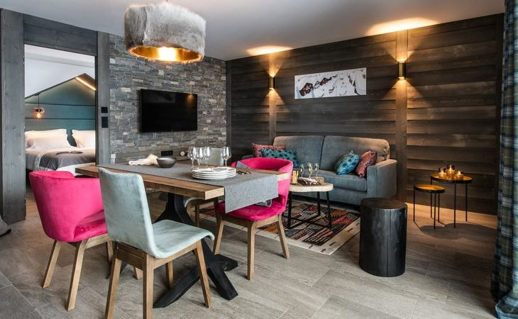 Chalet Izia Apartments (Family) - 5