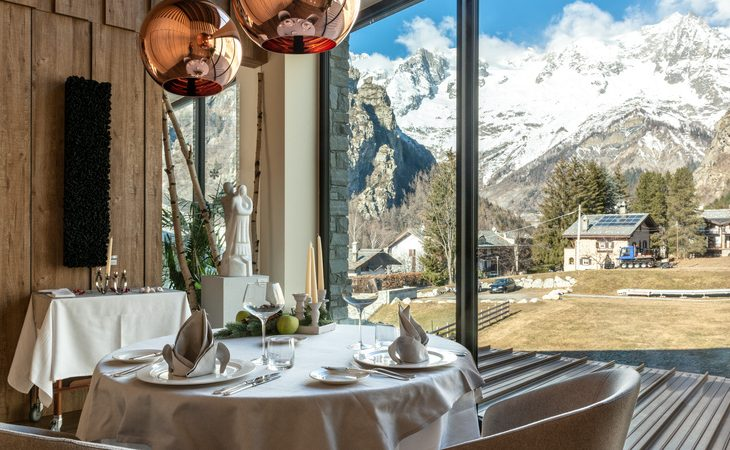 Grand Hotel Courmayeur Mont Blanc - 8
