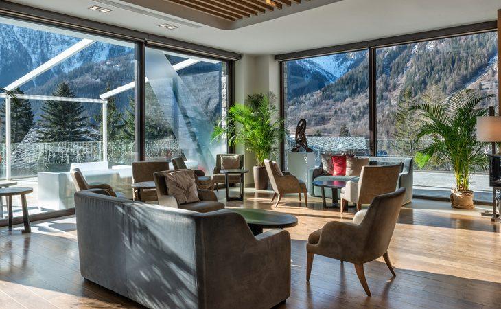 Grand Hotel Courmayeur Mont Blanc - 4