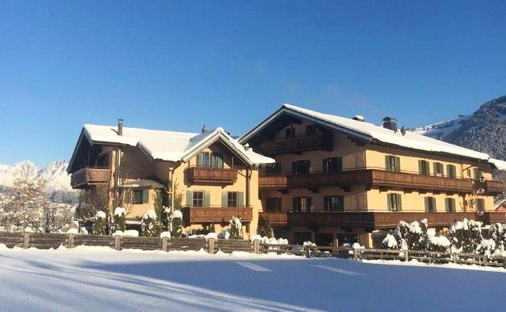 Hotel Edelweiss - 13