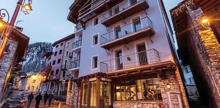 Hotel Les 5 Freres, Val d'Isere